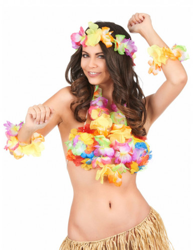 Set accessori hawaiano-1