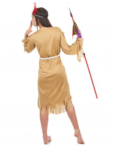 Costume da indiana per donna-2