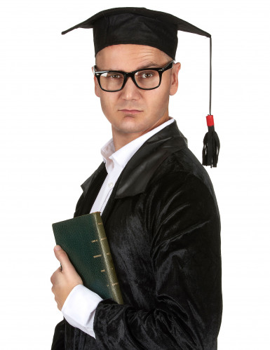 Cappello classico da studente-1