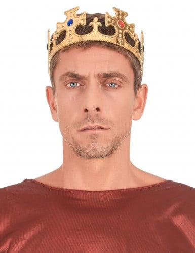 Corona dorata per uomo-2