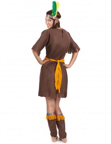 Costume da donna indiana-2