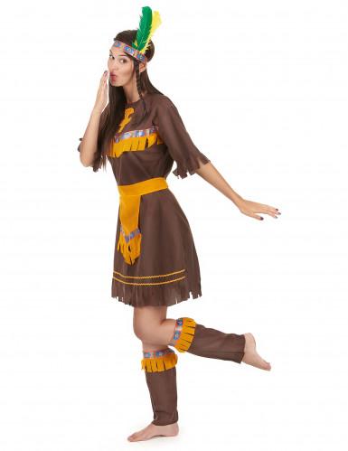 Costume da donna indiana-1