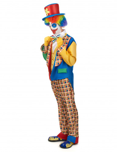 Costume da clown per uomo-1