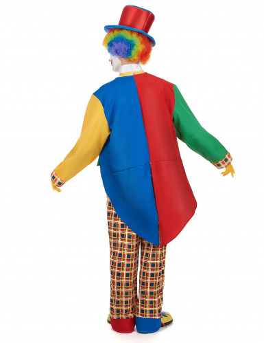 Costume da clown per uomo-2