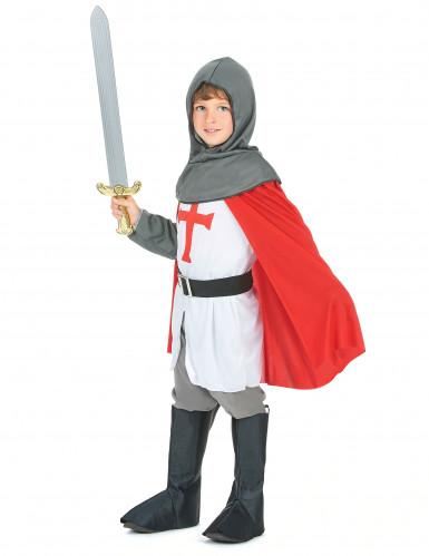 Costume da crociato per bambino-1