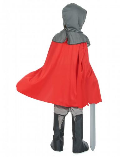 Costume da crociato per bambino-2