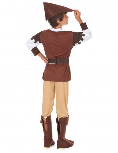 Costume ragazzo dei boschi-2