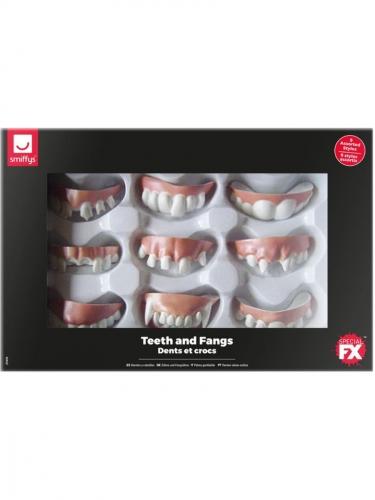 Dentiere per Halloween
