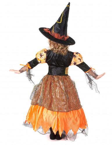 Travestimento da strega di Halloween per ragazza-2