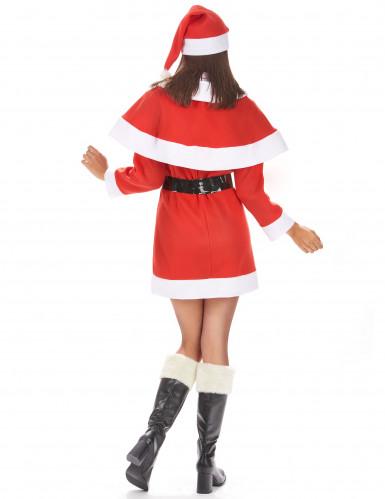 Costume da Mamma Natale per donna-2