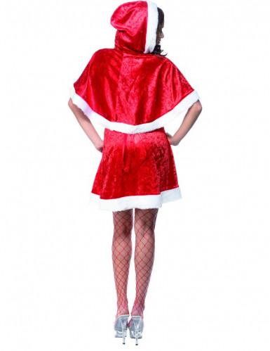 Costume da Mamma Natale sexy per donna-1