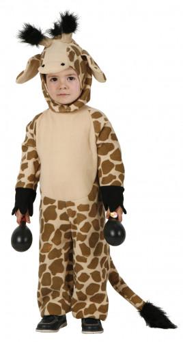 Costume da giraffa per bambini
