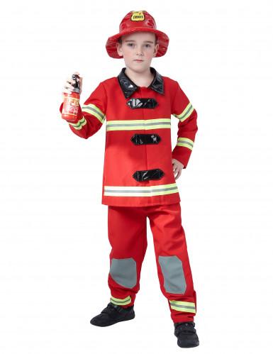Travestimento da pompiere per bambino