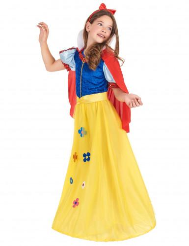 Costume principessa delle fiabe bambina-1