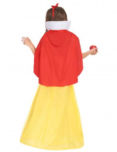 Costume principessa delle fiabe bambina-2