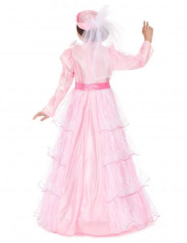 Costume da principessa per bambina-2