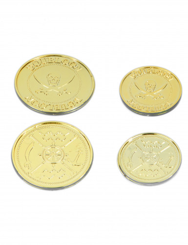 12 monete del tesoro da pirata-1