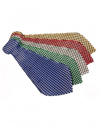 Cravatta in stile disco music