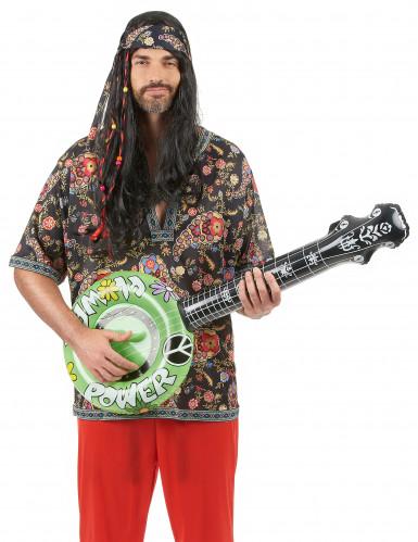Banjo hippie gonfiabile-3
