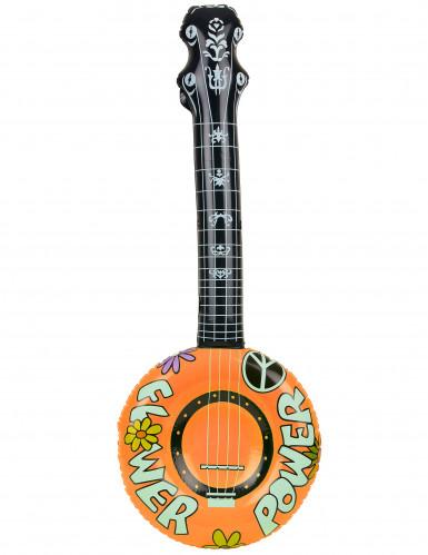 Banjo hippie gonfiabile-1