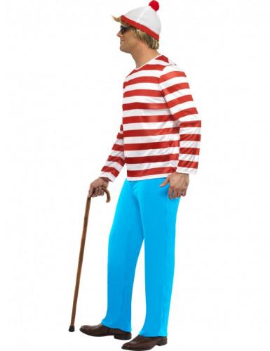 Costume da Charlie™ per uomo-2