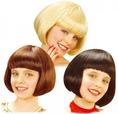 Parrucca jazzy per ragazze