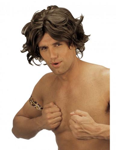 Parrucca da uomo preistorico
