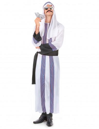 Costume da sceicco arabo