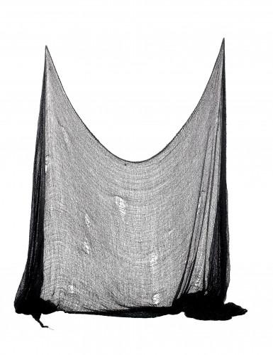 Cupo drappo nero decorativo per Halloween