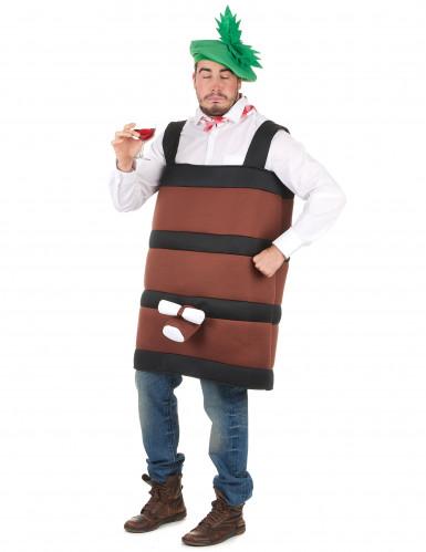 Costume a forma botte di vino 2 pezzi-1