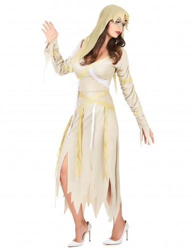 Costume da mummia per Halloween da donna-1