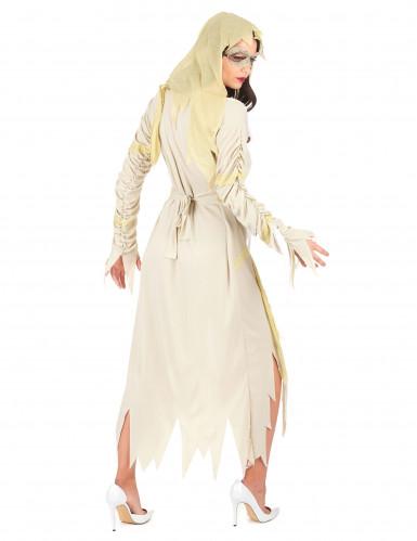 Costume da mummia per Halloween da donna-2