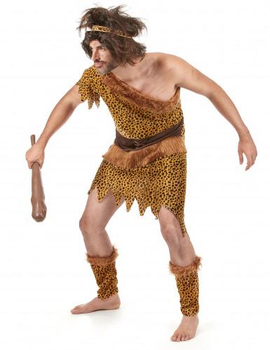 Costume per adulti da uomo delle caverne-1