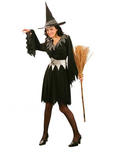 Travestimento da strega di Halloween per donna