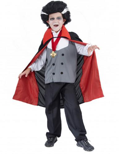 Travestimento da vampiro per Halloween