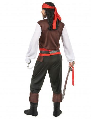 Costume da pirata per uomo-2