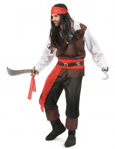 Costume da pirata per uomo-1