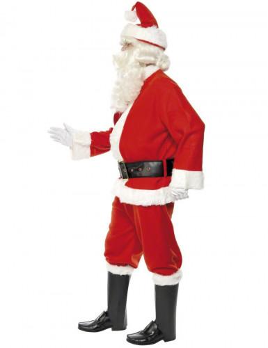 Costume per adulto da Babbo Natale-2