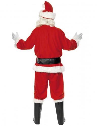 Costume per adulto da Babbo Natale-1