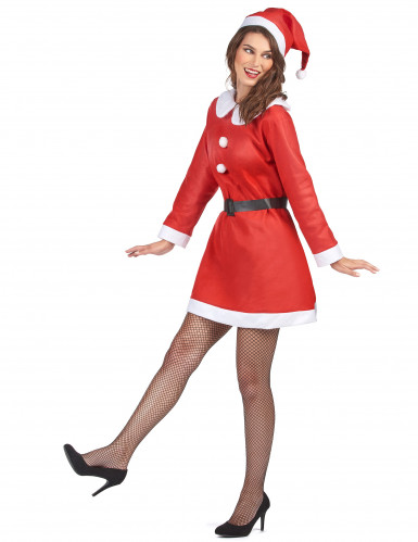 Costume da Mamma Natale per donna-1