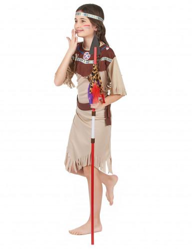 Costume da ragazza indiana-1