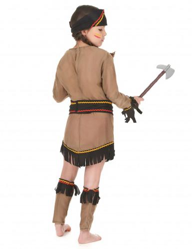 Costume per bambina da indiana-2