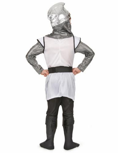 Costume da cavaliere delle Crociate per ragazzo-2