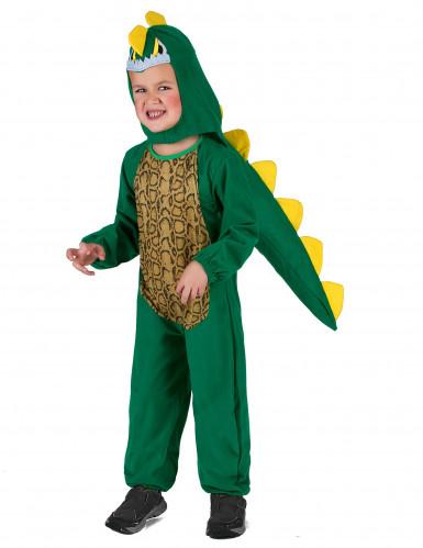 Travestimento dinosauro per bambino