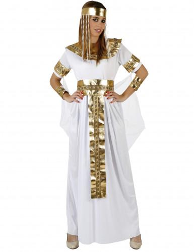 Travestimento da donna regina d'Egitto