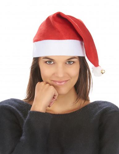 Berretto di Babbo Natale per adulto-2
