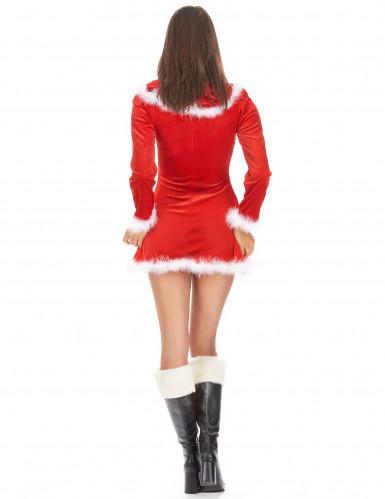 Costume Mamma Natale molto sexy per donna-2