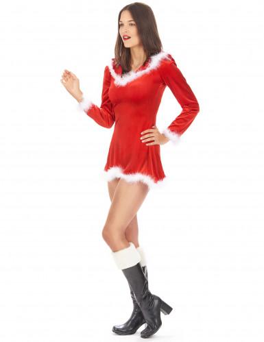 Costume Mamma Natale molto sexy per donna-1