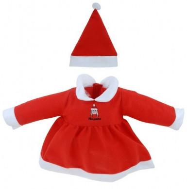 Costume Mamma Natale per neonata-1