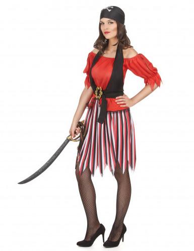 Costume uomo e donna pirati-2
